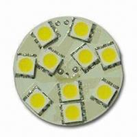 0.8 to 1.2W SMD LED with Long Lifespan and 25 to 30lm Luminous Flux, OEM/ODM Orders are Welcome Manufactures