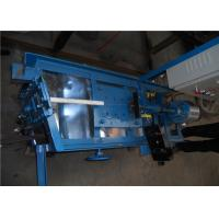 Buy cheap 2 Working Step Wire Mesh Conveyor Belt Machine  For Deeply Bended Linked String from wholesalers