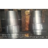 OEM Stainless Steel 304 316 F51 F421 Forged Shaft / Forged Round Bar Manufactures