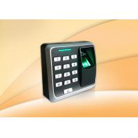 Security Door Simple Fingerprint Access Control System With Smart Card Reader Manufactures