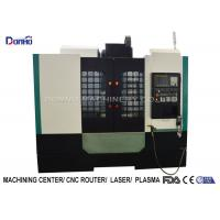 Buy cheap 7.5 KW FANUC Spindle Motor Cnc Metal Milling Machine Automatic Lubrication from wholesalers