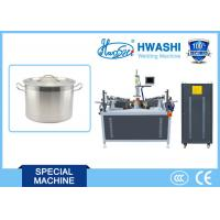 Resistance Projection Capacitor Discharge Welding Machine For Cookware Wire Handle Manufactures
