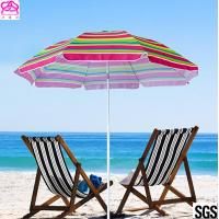Portable Travel 7FT Patio Sun Beach Umbrella Shelter With Carry Bag Manufactures