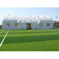Double Layer Inflatable Sports Size 36x18x9m for Tennis Football Games Manufactures