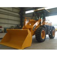 64kw Power 2 Ton Compact Tractor Front End Loader For Construction ISO Approval Manufactures