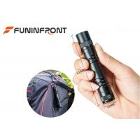 One Light Mode MINI CREE LED Flashlight, High Quality Pocket LED Torch Manufactures