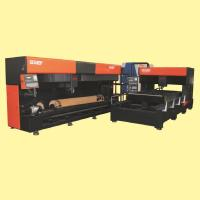 Quality Round and flat Die Board Laser Cutting Machine , laser wood cutting machine for sale