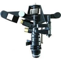 Buy cheap Watering Rotate Orbit Plastic Impact Sprinkler 3/4'' Black Dubble Nozzle from wholesalers