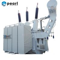 75mva 110 Kv 3 Phase Power Transformer / Two Windings Step Up Power Transformer Manufactures