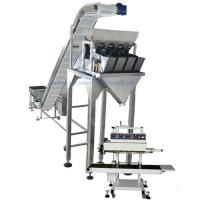 High Performance Auto Linear Weigher Packing Machine Multi Language Choice Manufactures