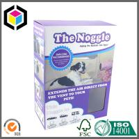 Strong Style Printing CMYK Color Cardboard Carton Packaging Box for Pet Dog Food Manufactures