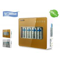 200L/Hour Alkaline UF Mineral Water Filter Wall Mounted / Under Sink Install Manufactures