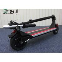 Electric Longboard Two Wheel Stand Up Electric Scooter Lithium Battery , CE Approval Manufactures