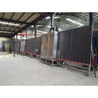 China 2500x3000mm Automatic Insulating Glass Line / Double Glazing Machine on sale