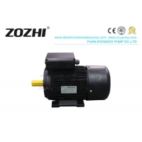 Dual Capacitor IP54 0.75kw Single Phase Electric Motor Manufactures