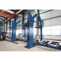 360° Overturning I Beam Rotator 4x1.5 KW Motors 5T Capacity I Beam Rotator Manufactures
