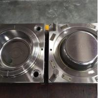 Durable Custom Injection Molding Plastic Injection Molds For Differernt Size Plastic Basin Manufactures