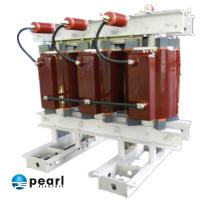 Dry Type Traction Transformer 20 KV - Class Cast Resin Railway Transformer Manufactures