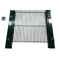 China High Security Fence Galvanized 358 Fence Welded Wire Mesh Panel Fencing on sale