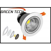 15 Watt Dimmable LED Downlights , 3 Inch IP44 Indoor LED Round Downligt Manufactures
