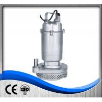 China Home Stainless Steel Submersible Pump Garden Irrigation High Efficiency on sale