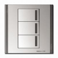 RF Remote Control Light Switch with Receiving Sensitivity of -105dBm and 25 to 800W Maximum Load Manufactures