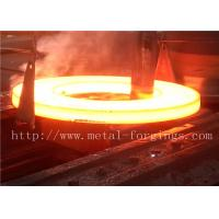 Industrial ST52 ST60-2 Carbon Steel Flange / Large Forged Rings Manufactures