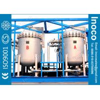 BOCIN stainless steel multi duplex bag filter system with CE certificate for liquid filtration Manufactures
