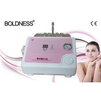 Mini Skin Whitening Microcurrent Facial Equipment , RF Beauty Machine 5MHz Manufactures