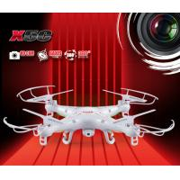 Buy cheap New Version SYMA X5C 2.4GHz 4CH HD FPV Camera 6 Axis RC Helicopter Quadcopter Gyro 2GB TF Card with 2MP Camera from wholesalers