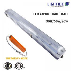LED Vapor Tight lights Emergency Backup, 50watts, 100-240vac, 3 yrs warranty Manufactures
