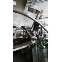 Industrial Soda / Juice Drinking Water Filling Machine 3 In 1 Washing Filling Capping Machine