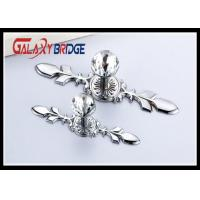 120mm White Crystal Drawer Handles Decorative Arcylic Wine Cabinet Pulls Furniture Hardware Fittings Manufactures
