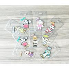 Buy cheap Vertical PVC Travel Card Holder , ID Name Work Badge Holder Name Badge Lanyard from wholesalers