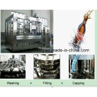 3 in 1 Aseptic Fully Automatic Beverage Bottle Line (CGFD) Manufactures
