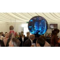360 Degree Sphere LED Display Manufactures