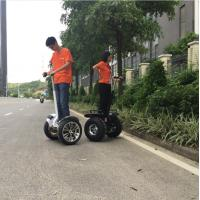 Quality Solid Tire Two Wheels Self Balancing Electric Scooter Flexible Control for sale