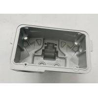 China Custom Aluminum Die Casting Parts Pump Housing OEM / ODM ADC12 Raw Material on sale