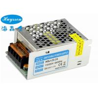 35W Customized LED Switching Power Supply 24V For LED Strip Lighting Manufactures