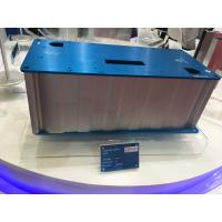 CNC Deep Processing Aluminium Enclosures with Blue Anodize Color Manufactures
