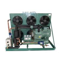 S6G-25.2Y  2 Stage Bitzer Air Cooled Condensing Units 25 HP Solid Valve Plate Design Manufactures