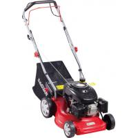Buy cheap 2.5HP / 3600rpm Gas Line Lawn Mower Low Vibration 99cc Displacement from wholesalers