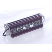 12V Outdoor LED Driver Controller 100W Cooling By Free Air Convection 2 Year Warranty Manufactures