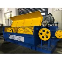132KW Rod Breakdown Machine With Double Spooler And Coiler , Large Making Machine Manufactures