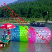 inflatable water roller inflatable roller for lake Manufactures