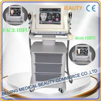 Buy cheap 2015 New Products Wrinkle Removal Face Lift HIFU Machine from wholesalers