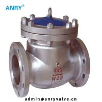 China Stellite Overlay Disc Swing Check Valve Pressure Seal Butt Weld Check Valve on sale