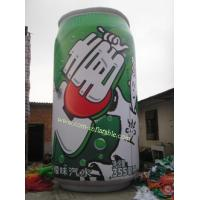 Inflatable drinks bottles model carton character inflatable advertising carton Manufactures