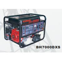 One Phase Small Gasoline Powered Generator , 5KVA Generator Manufactures