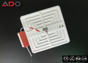 2 in 1 Thin no frame led panel light square ABS recessed to surface 36w Manufactures